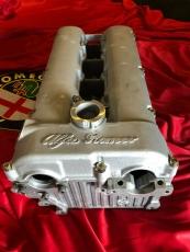 Alfa Romeo 75 T.S. Ventildeckel Zylinderkopf mit 105 er NORD Optik - offen