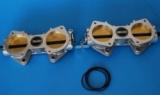 Drosselklappenteile für DCOE Anschluss, 40 mm