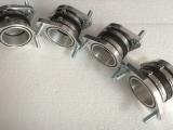 Aluminium Ansaugflansch d 40