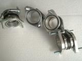 Aluminium Ansaugflansch konisch 40-45