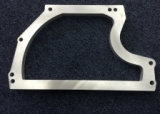 Flanschplatte für Motorblock Alfa 155 - NORD Umbau