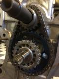 Steuerkettenräder in leichter Ausführung für Alfa 155 Block und NORD Stirndeckel
