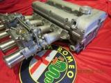 Ansaugbrücke Alfa 155 Twin Spark - für NORD 105er Motoren Umbau